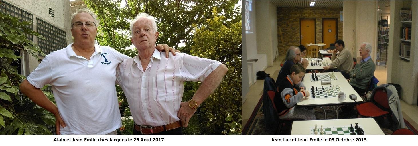 Alain et Jean-Emile